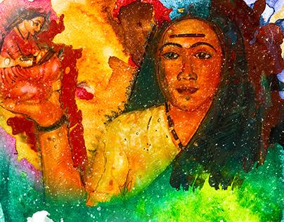 Life of Savitribai Phule - A project with Google India