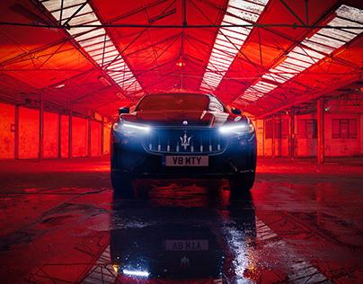 Maserati Levante Trofeo V8