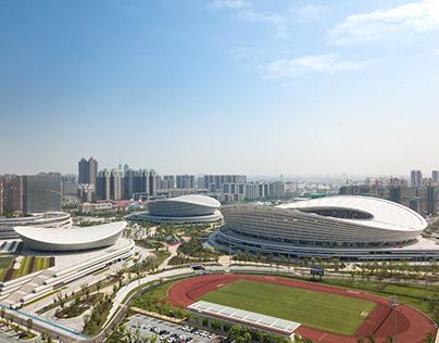 Suzhou Olympic Sports Center - sbp