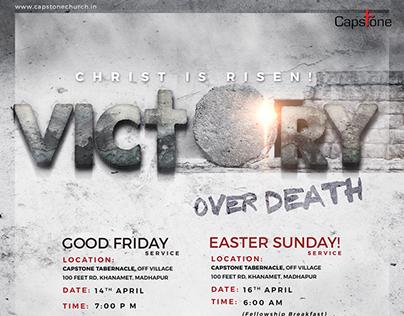 Easter Christian E-Invite