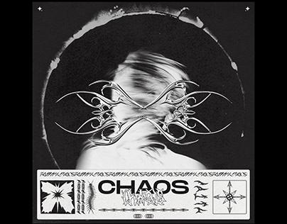 CHAOS | Cover Artwork concept