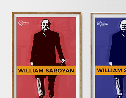 William Saroyan Poster Collection / 2018 August