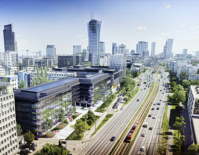 LIXA Office Park, Warsaw