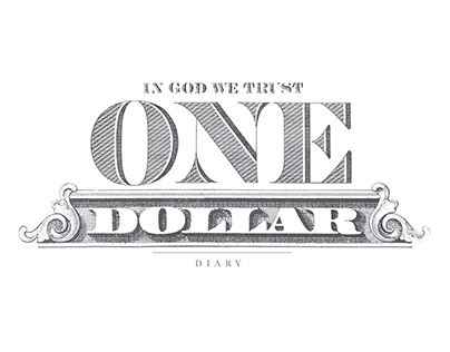 ONE DOLLAR DIARY
