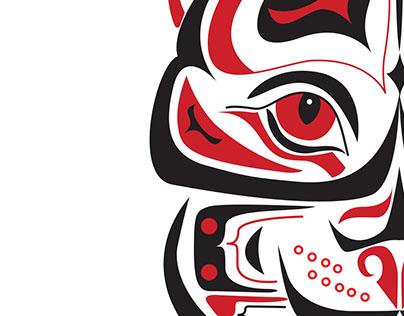 Haida Illustration