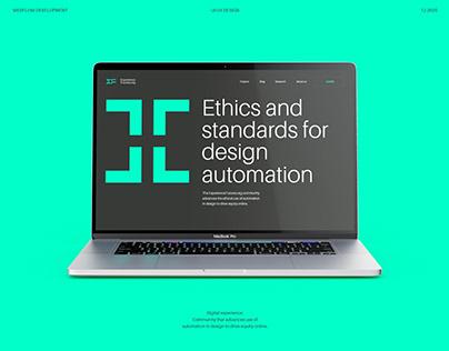 Experience Futures Website Design & Development