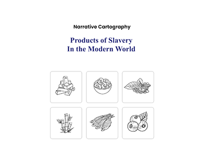 Products of Slavery: A Narrative Cartography