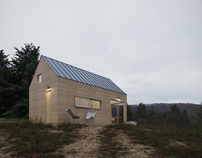 A Tiny Modern Farmhouse