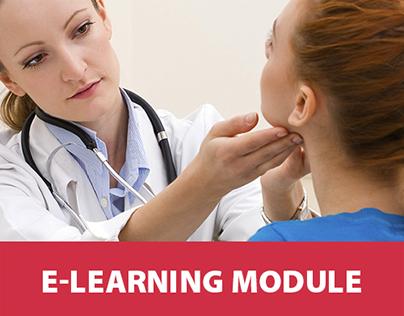 Ortho Clinical Diagnostics-eLearning Module UI