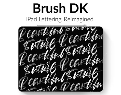 Brush DK for Procreate!