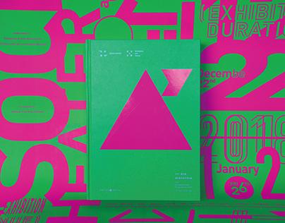 Social Theater_Exhibition image & Book design