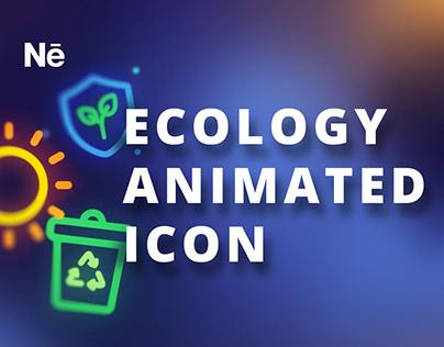 Ecology Animated Icon