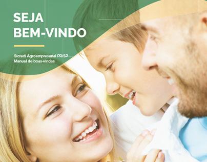 Kit de Boas Vindas - SICREDI