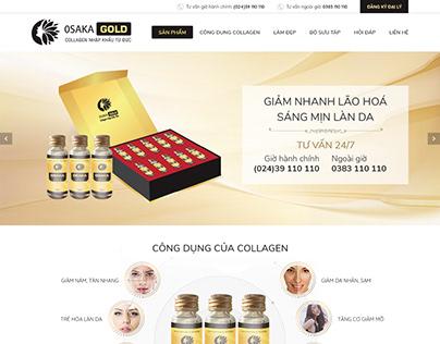 Mỹ phẩm Osaka Gold