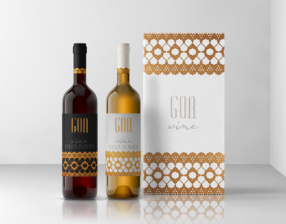 Label + Packaging GOA wine