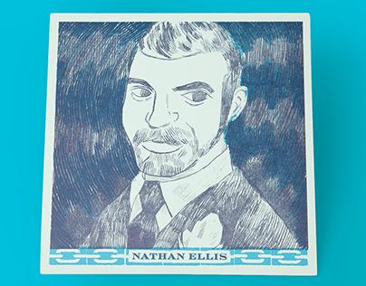 Nathan Ellis 7-inch record