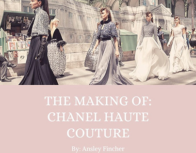 The Making of Chanel Haute Couture