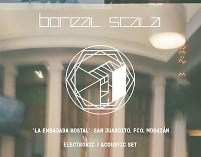 Boreal Scala - Electro acoustic set