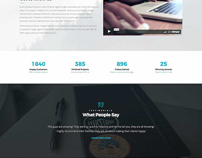 Purefive - Multipurpose WordPress Theme