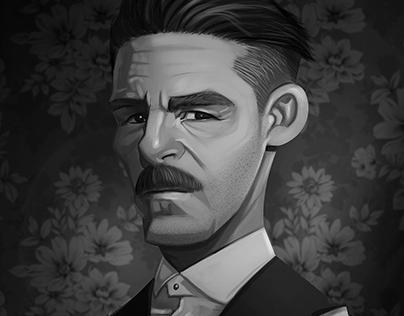 Arthur Shelby - By order of the Peaky Blinders!