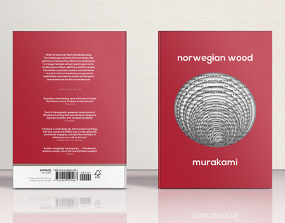 Norwegian Wood – Penguin Student Design Awards