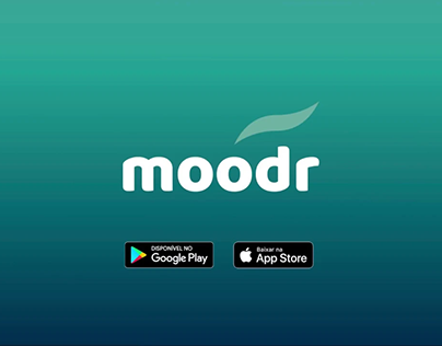 Motion Ghaphic App Moodr (2018)