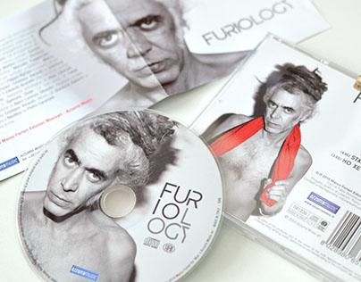 """Copertina per album """"Furiology"""" di Marco Forieri"""