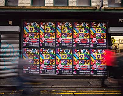 Manchester Pride Branding