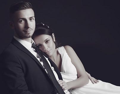 Couple shooting n1photos studio