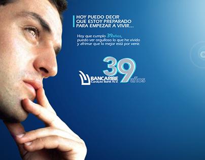 Bancaribe Curaçao Bank Aniversario