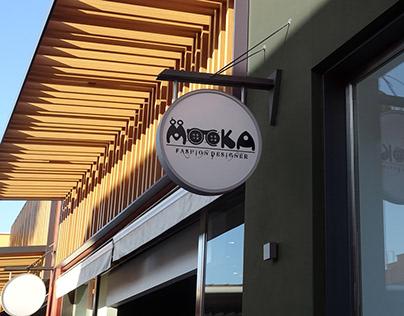 MOCKA FASHION DESIGNER logo