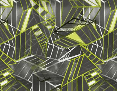Allover print designs