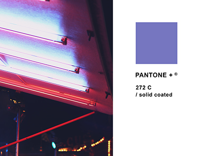 Pantone ® Fun Fair