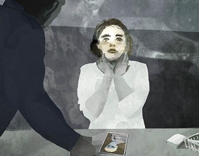 GULAG (animated documentary): Galina.