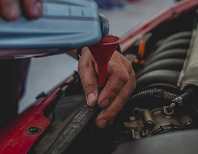 Local Mechanic Photography