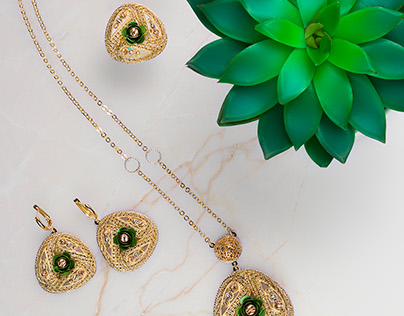 Bros Jewellery Concept Product Photography