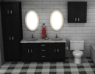 Habitat For Humanity Bathroom Design