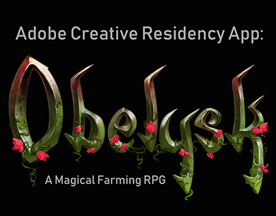 OBELYSK - Creative Residency Application