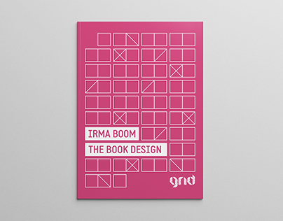 Irma Boom. The book design