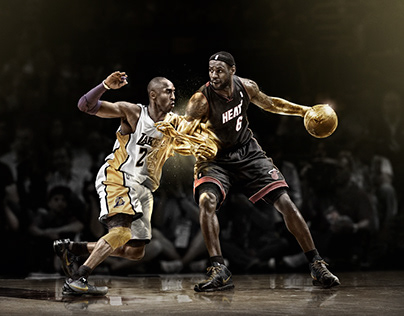 NIKE Basketball   Retouch