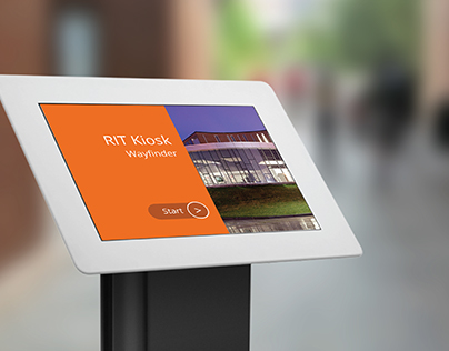 RIT Way-finder Kiosk
