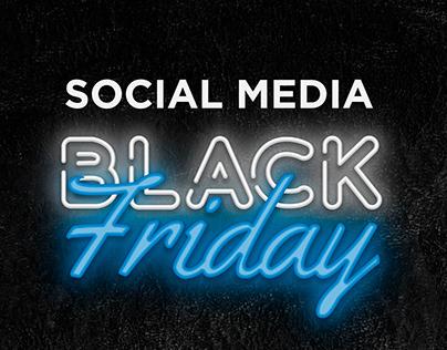 SOCIAL MEDIA - Black friday 2019