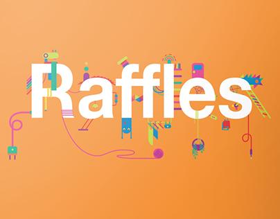 Raffles Mumbai - Brand revitalization