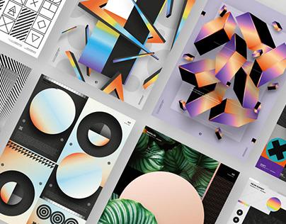 PosterLad - 2019 series - Month #9