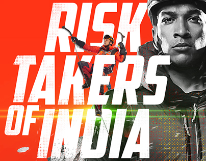 Mountain Dew Risk Takers of India