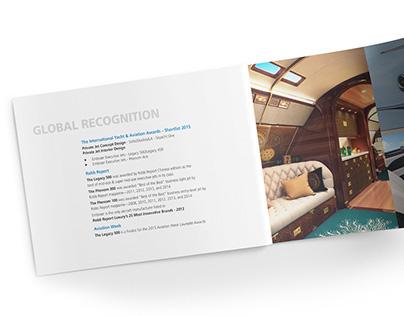 Embraer History - Sales Presentation Book