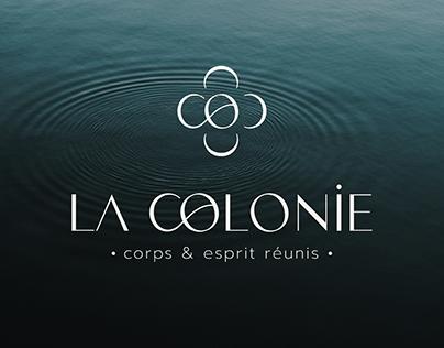 La Colonie - Identité visuelle