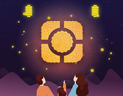 Mid Autumn Festival (Tet Trung Thu) by Capi Creative