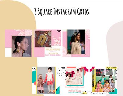 Instagram Grids