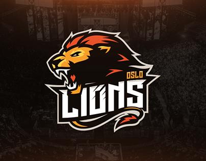 Oslo Lions | Branding